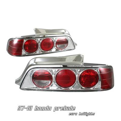 Headlights & Tail Lights - Tail Lights - OptionRacing - Honda Prelude Option Racing Altezza Taillight - 17-20273