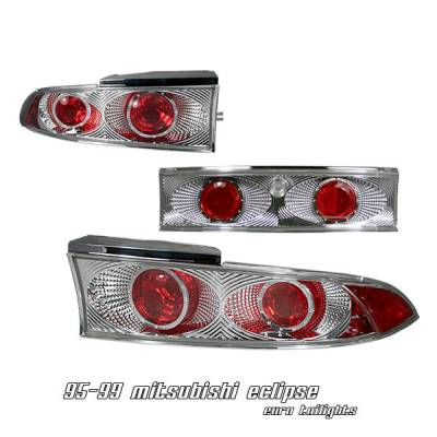 Headlights & Tail Lights - Tail Lights - OptionRacing - Mitsubishi Eclipse Option Racing Altezza Taillight - 17-35304