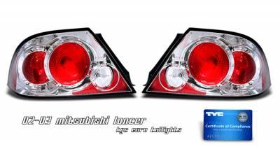 Headlights & Tail Lights - Tail Lights - OptionRacing - Mitsubishi Lancer Option Racing Altezza Taillight - 17-35306