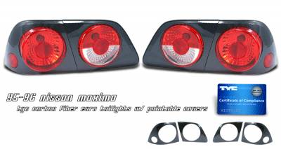 Headlights & Tail Lights - Tail Lights - OptionRacing - Nissan Maxima Option Racing Altezza Taillight - 17-36318