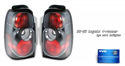 Headlights & Tail Lights - Tail Lights - OptionRacing - Toyota 4Runner Option Racing Altezza Taillight - 17-44329