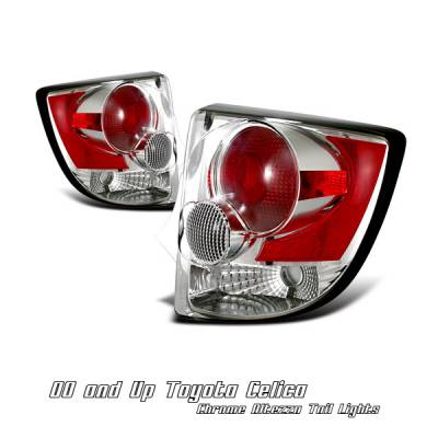 Headlights & Tail Lights - Tail Lights - OptionRacing - Toyota Celica Option Racing Altezza Taillight - 17-44334