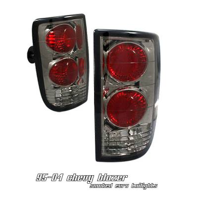 Headlights & Tail Lights - Tail Lights - OptionRacing - Chevrolet Blazer Option Racing Altezza Taillight - 18-15104