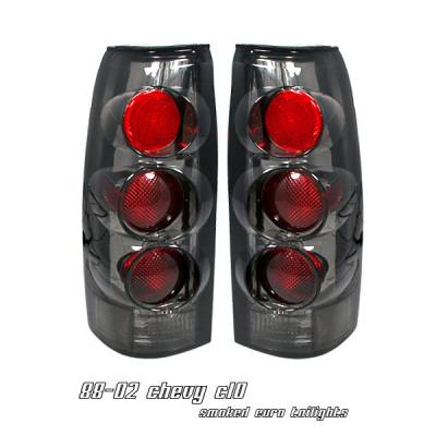 Headlights & Tail Lights - Tail Lights - OptionRacing - Chevrolet Blazer Option Racing Altezza Taillight - 18-15107