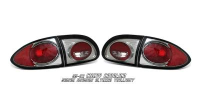 Headlights & Tail Lights - Tail Lights - OptionRacing - Chevrolet Cavalier Option Racing Altezza Taillight - 18-15108