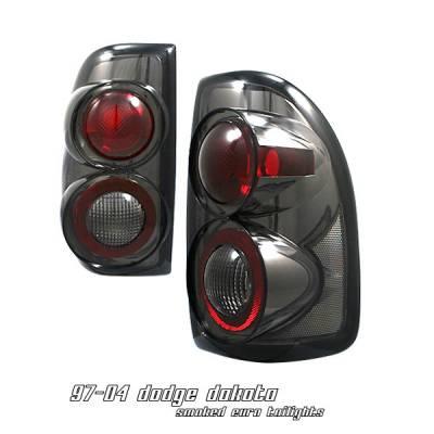 Headlights & Tail Lights - Tail Lights - OptionRacing - Dodge Dakota Option Racing Altezza Taillight - 18-17116
