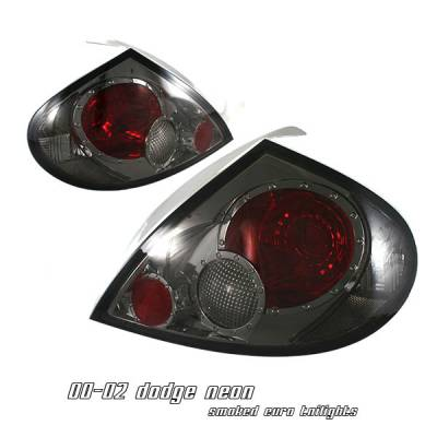 Headlights & Tail Lights - Tail Lights - OptionRacing - Dodge Neon Option Racing Altezza Taillight - 18-17117