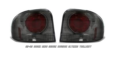 Headlights & Tail Lights - Tail Lights - OptionRacing - Dodge Neon Option Racing Altezza Taillight - 18-17118