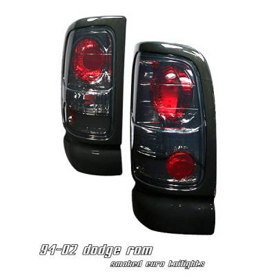 Headlights & Tail Lights - Tail Lights - OptionRacing - Dodge Ram Option Racing Altezza Taillight - 18-17119