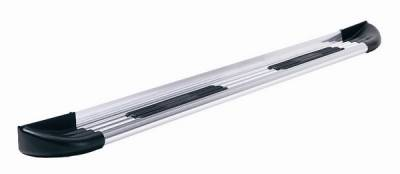 Suv Truck Accessories - Running Boards - Lund - Ford F550 Lund Trailrunner Extruded Running Boards