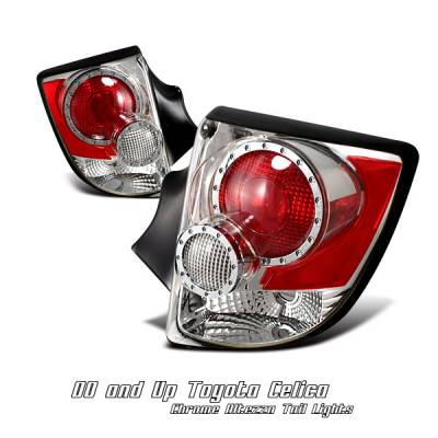 Headlights & Tail Lights - Tail Lights - OptionRacing - Toyota Celica Option Racing Altezza Taillight - 18-44156
