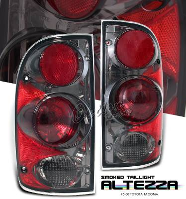 Headlights & Tail Lights - Tail Lights - OptionRacing - Toyota Tacoma Option Racing Altezza Taillight - 18-44160