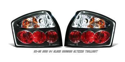 Headlights & Tail Lights - Tail Lights - OptionRacing - Audi A4 Option Racing Altezza Taillight - 19-11103