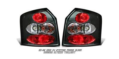 Headlights & Tail Lights - Tail Lights - OptionRacing - Audi A4 Option Racing Altezza Taillight - 19-11104
