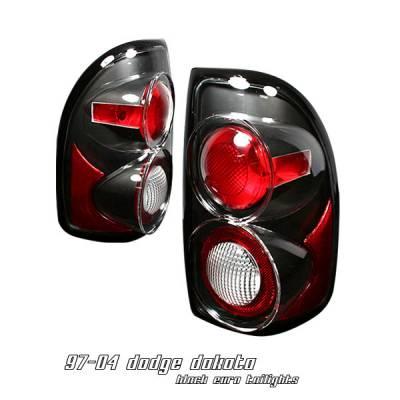 Headlights & Tail Lights - Tail Lights - OptionRacing - Dodge Dakota Option Racing Altezza Taillight - 19-17110