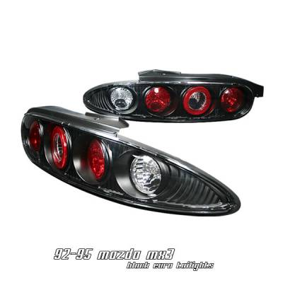 Headlights & Tail Lights - Tail Lights - OptionRacing - Mazda MX3 Option Racing Altezza Taillight - 19-31134