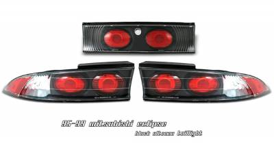 Headlights & Tail Lights - Tail Lights - OptionRacing - Mitsubishi Eclipse Option Racing Altezza Taillight - 19-35137