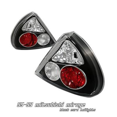 Headlights & Tail Lights - Tail Lights - OptionRacing - Mitsubishi Mirage Option Racing Altezza Taillight - 19-35138