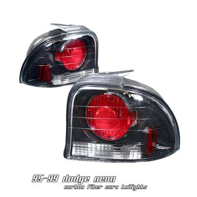 Headlights & Tail Lights - Tail Lights - OptionRacing - Dodge Neon Option Racing Altezza Taillight - 20-17119
