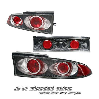 Headlights & Tail Lights - Tail Lights - OptionRacing - Mitsubishi Eclipse Option Racing Altezza Taillight - 20-35146