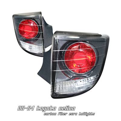 Headlights & Tail Lights - Tail Lights - OptionRacing - Toyota Celica Option Racing Altezza Taillight - 20-44149