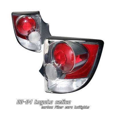 Headlights & Tail Lights - Tail Lights - OptionRacing - Toyota Celica Option Racing Altezza Taillight - 20-44150