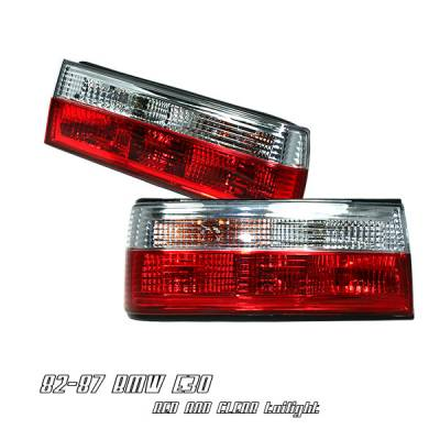 Headlights & Tail Lights - Tail Lights - OptionRacing - BMW 3 Series Option Racing Taillight - 21-12102