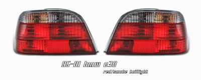 Headlights & Tail Lights - Tail Lights - OptionRacing - BMW 7 Series Option Racing Taillight - 21-12116