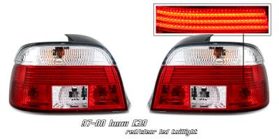 Headlights & Tail Lights - Tail Lights - OptionRacing - BMW 5 Series Option Racing LED Taillight - 21-12119