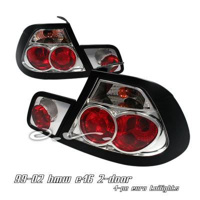 Headlights & Tail Lights - Tail Lights - OptionRacing - BMW 3 Series Option Racing Altezza Taillight - 21-12122