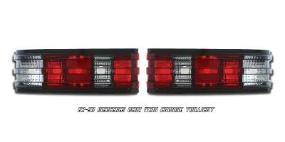 Headlights & Tail Lights - Tail Lights - OptionRacing - Mercedes-Benz C Class Option Racing Taillight - 21-32168