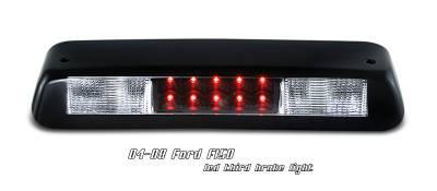 Headlights & Tail Lights - Third Brake Lights - OptionRacing - Ford F150 Option Racing LED Third Brake Light