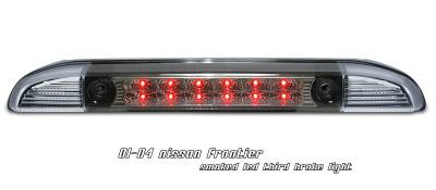 Headlights & Tail Lights - Third Brake Lights - OptionRacing - Nissan Frontier Option Racing LED Third Brake Light