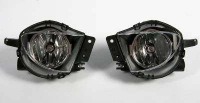 Headlights & Tail Lights - Fog Lights - OE - E90 Fog Lights