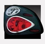 Headlights & Tail Lights - Tail Lights - Pilot - Ford F-Series Pilot Carbon Fiber Taillight - Pair - TL-512CF