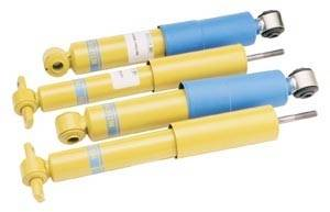Suspension - Shocks - Maximum Motorsports - Ford Mustang Maximum Motorsports Bilstein HD Shock & Strut Package - 47013