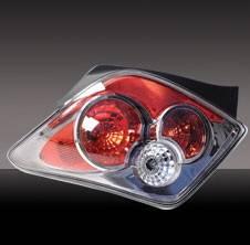 Headlights & Tail Lights - Tail Lights - Pilot - Scion xA Pilot Black Taillight - Pair - TL-740BK