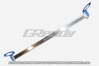 Suspension - Strut Bars - Greddy - Nissan 240SX Greddy Strut Tower Bar - Rear - 14023010