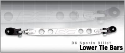 Suspension - Strut Bars - DC Sports - Rear Billet Aluminum Lower Tie Bar - HTB3008
