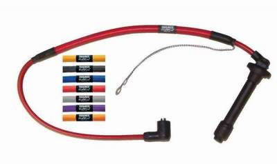 Ignition Systems - Spark Plug Wires - Nology - Nology HotWires  - 14206121