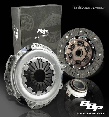 Performance Parts - Performance Clutches - OptionRacing - Acura Integra Option Racing Clutch Kit - 45-10103