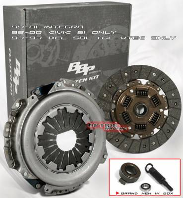Performance Parts - Performance Clutches - OptionRacing - Acura Integra Option Racing Clutch Kit - 45-10104