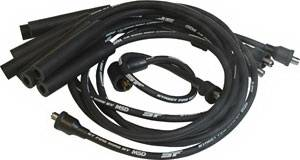 Ignition Systems - Spark Plug Wires - MSD - Chrysler MSD Ignition Wire Set - Street Fire - Socket - 5530