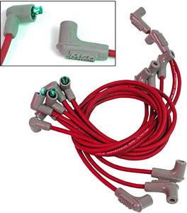 Ignition Systems - Spark Plug Wires - MSD - Chevrolet MSD Ignition Wire Set - Super Conductor - 31659