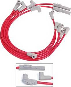 Ignition Systems - Spark Plug Wires - MSD - GMC Typhoon MSD Ignition Wire Set - Super Conductor - 31849