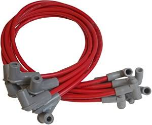 Ignition Systems - Spark Plug Wires - MSD - Chevrolet MSD Ignition Wire Set - Super Conductor - HEI - 35609
