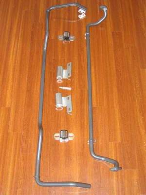 Progress - Front Anti-Roll Bar - 22mm Adjustable - 61.2320
