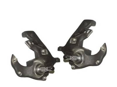 Suspension - Spindles - Hot Rod Deluxe - Chevrolet Malibu Hot Rod Deluxe Lift Spindles - 3 Inch - HRD-S-27