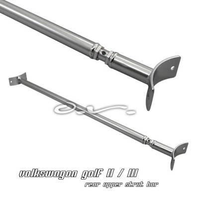 Suspension - Strut Bars - OptionRacing - Volkswagen Golf Option Racing Suspension Strut Bar - 70-45131