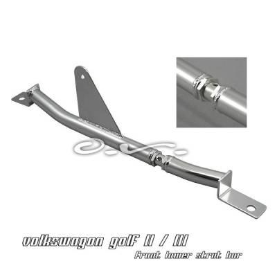 Suspension - Strut Bars - OptionRacing - Volkswagen Golf Option Racing Suspension Strut Bar - 70-45132